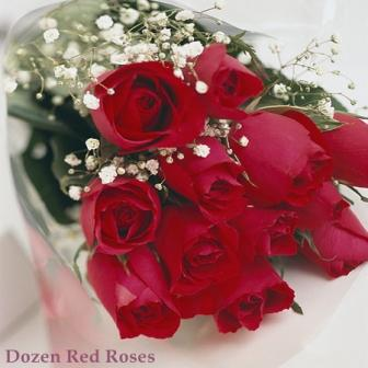 Dozen Red Mother's Day Roses
